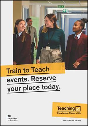 Train to teach